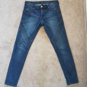 H&M Blue Jeans